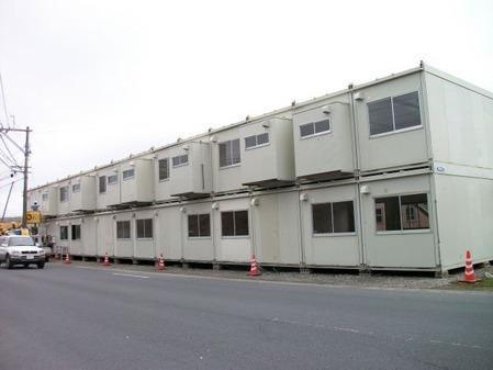 イオンタウン姶良工事現場事務所