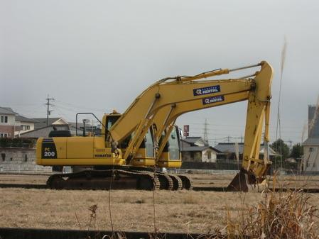 2015年1月5日イオンタウン姶良建設現場
