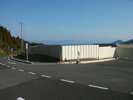 日本郵便物流施設