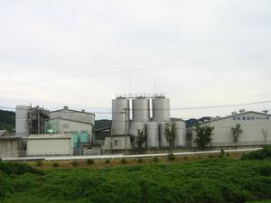 白金酒造平松工場