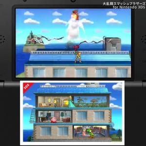 スマブラWiiU/3DSまとめる速報