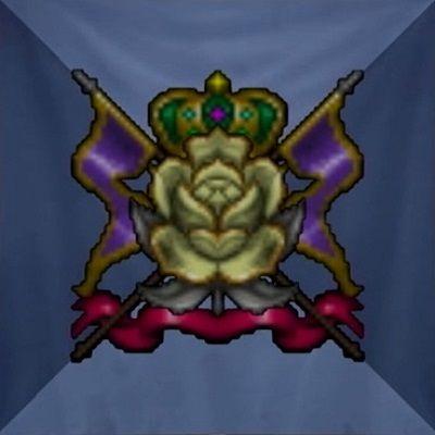 チームの旗