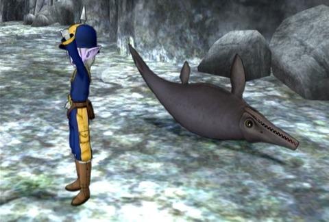 魚図鑑-イクチオサウルス09