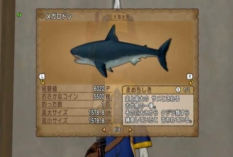 魚図鑑&メガロドン12