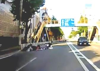 甲州 街道 事故