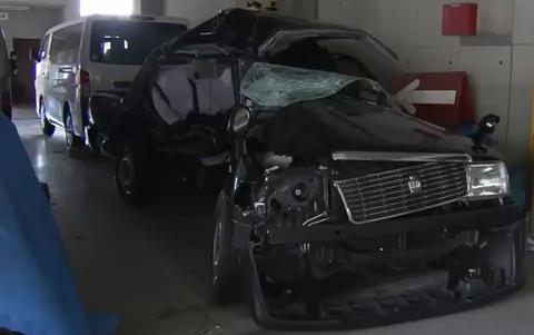三重津市衝突事故