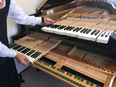 ピアノ調整5