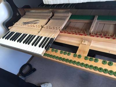 ピアノ調整4