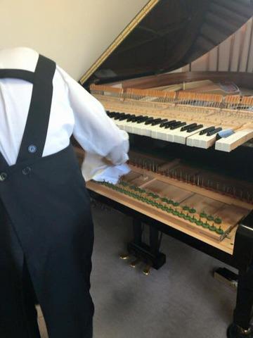 ピアノ調整3