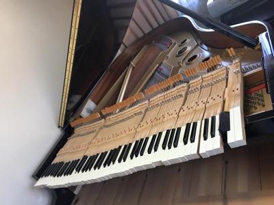 ピアノ調整2
