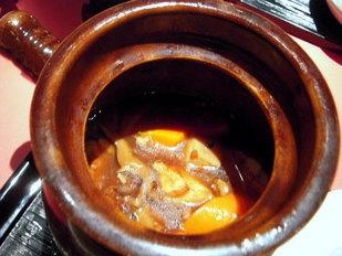 金香楼-豚バラ壷ランチ2