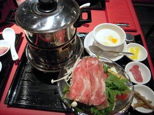 金香楼-火鍋コラーゲンスープ1