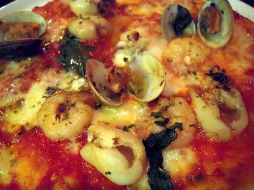 イル・ジョカトーレ−ピザ1
