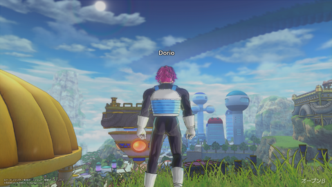 DRAGON BALL XENOVERSE 2(オープンβ)_20161015132132