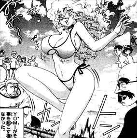 史上最強の弟子ケンイチ33巻ムチムチすぎる女キャラクター