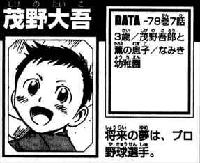 MAJORキャラクター名鑑