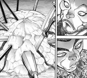 刃牙道6巻 烈海王VS宮本武蔵4