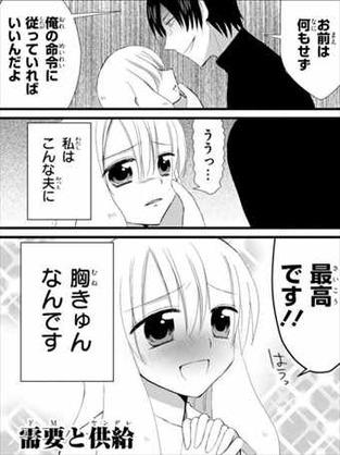 日刊ヤンデレ夫婦漫画 あらすじ