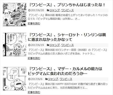 ONE PIECE ヤマカム ネタバレ10