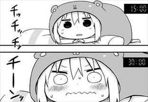 うまるちゃん4巻 神アニメ1