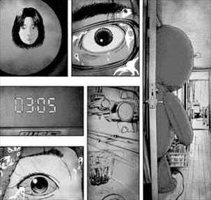 アイアムアヒーロー18巻 比呂美と英雄の行為中の映像
