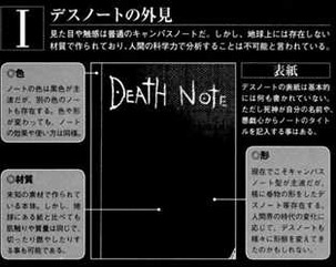 デスノート13巻/デスノートの説明