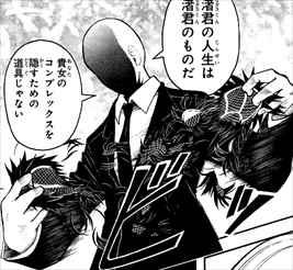 暗殺教室13巻 渚ママを説教・烏丸になりきる