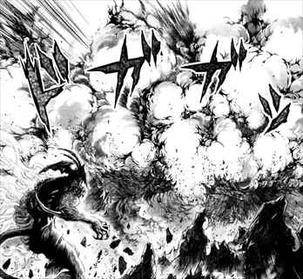 デビルマン対闇の帝王2巻 バトル描写