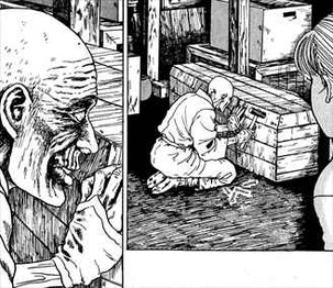 棺桶8 棺桶・双一の祖父