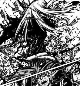 ドリフターズ3巻アクション描写2