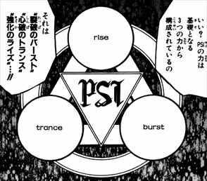 サイレン2巻 PSIの説明