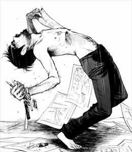 モテキ3巻 オム先生