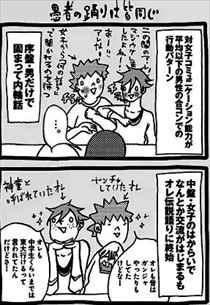 アラサーちゃん無修正1巻アホな男3