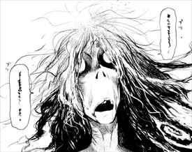 妖怪アパートの幽雅な日常1巻2クリの母親・亡者化