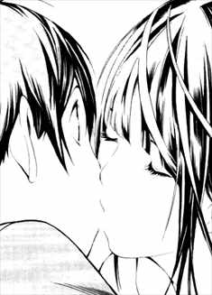 バクマン 20巻 最終回 亜豆美保と真城がキス