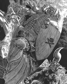 ベルセルク34巻 髑髏の騎士
