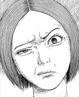 ぼくは麻理のなか8巻 吉崎麻理ママが怖い1