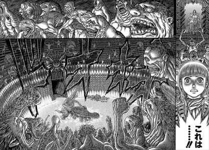 「ベルセルク38巻」の画像検索結果