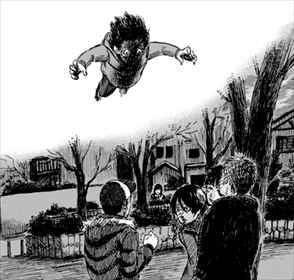 ハピネス1巻 いじめっ子の勇樹を助ける