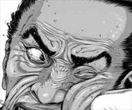 いぬやしき3巻 殴られる鮫島3