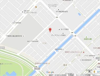 長谷川豊 法人住所 グーグルマップ