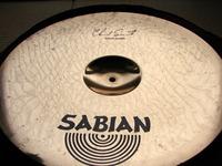 SABIAN Chad Smith Explosion Crash 18.5インチ