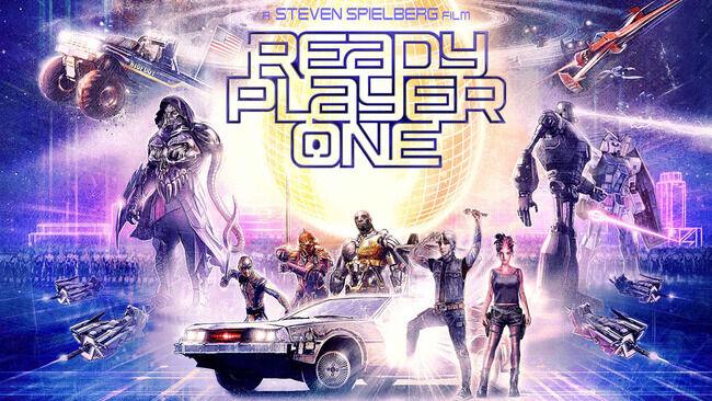 映画化もされた『レディ・プレイヤー1』の続編小説が11月に刊行決定!