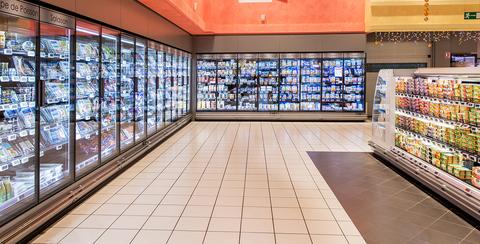 fridges for shop