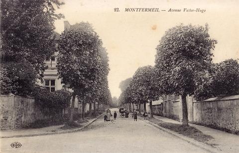 MONTFERMEIL_-_Avenue_Victor-Hugo
