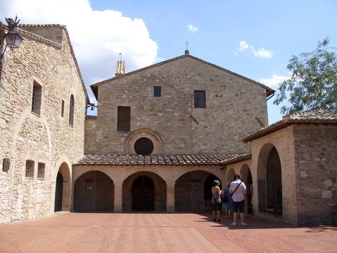 サンタキアラ修道院