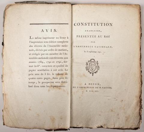 1791年憲法