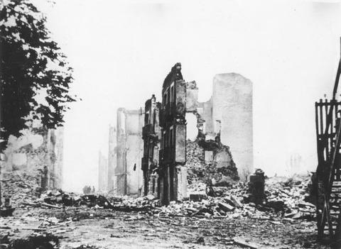 ゲルニカ 爆撃