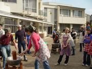 20101223町会餅つき2