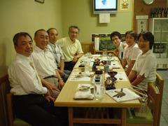 20100729桃陽小同窓会準備会